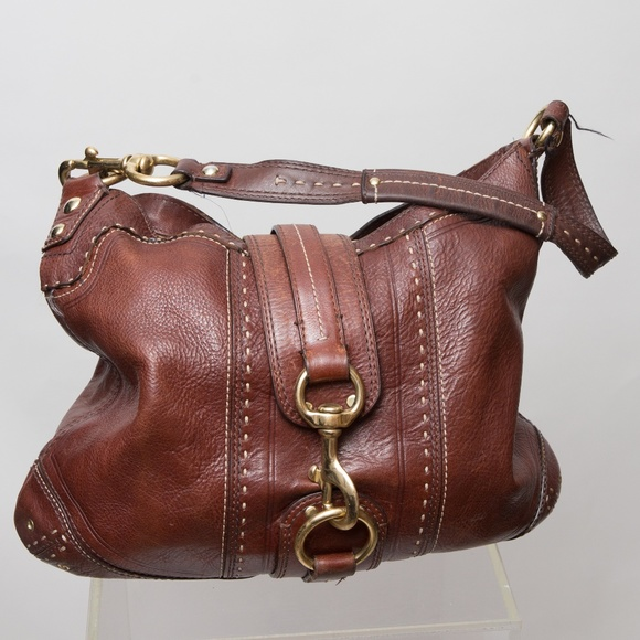 Coach Handbags - Coach Bag with Brass Hardware